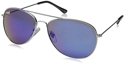 NEFF Herren Accessoires / Sonnenbrille Bronz silberfarben Einheitsgröße
