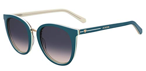 Love Moschino GAFAS DE SOL MOL 016/S ZI9 (I4) TEAL/BLUE DS PEACH 51