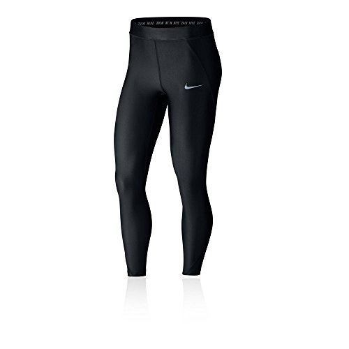 Nike Damen Speed Capri, Black, L