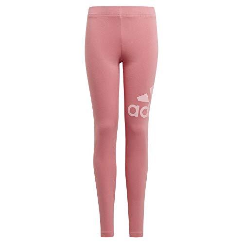adidas G Bl Leg Leggings, Hazy Rose/Light Pink, 8 años para Niñas