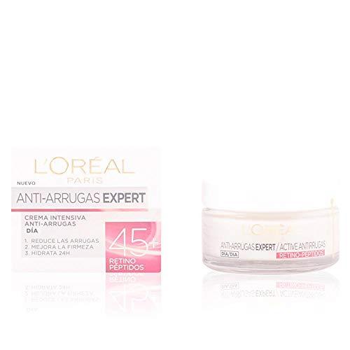 L'Oreal Paris Dermo Expertise Tratamiento Anti- Arrugas Expert, Crema De Día, Retino Péptidos +45 - 50 ml