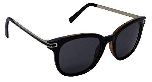 Bethany - Gafas de sol polarizadas para mujer, color gris Cat-3 UV400