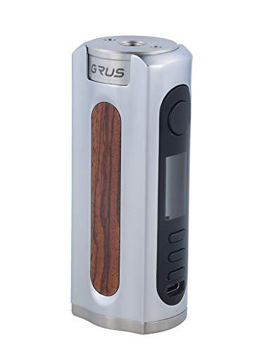 Lost Vape Grus Box Mod 100 Watt, e-Zigarette - Akkuträger, zebra wood