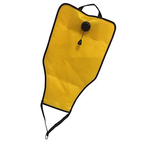 chiwanji Bolsa de Salvamento de Elevación con Válvula de Descarga de Sobrepresión para Buceo