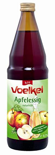 Vinaigre de pomme BIO non filtré 750 ml Voelkel