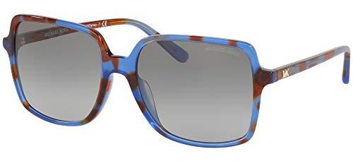 Michael Kors Gafas de Sol ISLE OF PALMS MK 2098U BLUE BROWN/GREY SHADED mujer