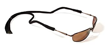 Croakies Micro Suiters Glasses Strap Black
