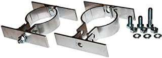 Double Sided Aluminum Sign Mounting Bracket for 2 3/8