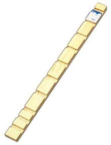アイリスオーヤマ ラック支柱 カラー化粧板(厚さ18mm)用 無塗装 DTR-900