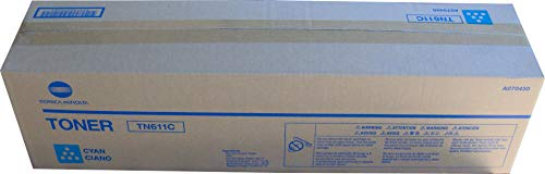 Konica Minolta C451 Cartucho 27000páginas Cian - Tóner para impresoras láser (Cian, Bizhub C550, 1 Pieza(s), Laser Cartridge, 27000 páginas, Laser)