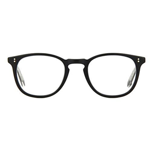 Garrett Leight Eyewear KINNEY MBK Matte Black 47 mm NEW