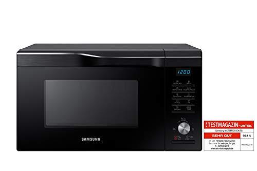 Samsung MW6000M MC2BM6055CK/EG Kombi-Mikrowelle mit Grill und Heißluft / 900 W / 28 L Garraum (Extra groß) / 51,7 cm Breite / HotBlast / Slim-Fry / schwarz / E-Commerce Verpackung