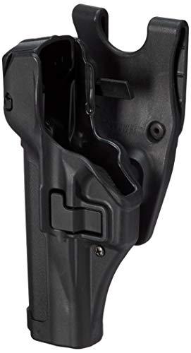 Holster Level3 Duty Holster H&K SFP9/VP9, Paddle, Schwarz, Links