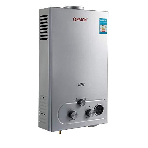 FlowerW 16L-LNG Gas-Warmwasserbereiter Durchlauferhitzer Gas Verflüssigt 16KW LED Bildschirm(16L-LNG)