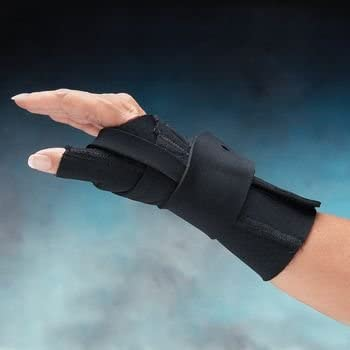 Preston - Left Small OFFicial mail order For Comfort Inexpensive Thumb Restri Wrist Cool CMC