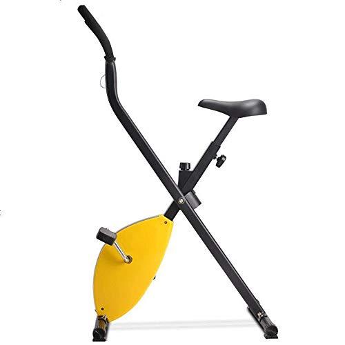 Hogar silencioso bicicleta estática Plegable cubierta de bicicleta de ejercicios, bicicleta de spinning Inicio Oficina al por mayor de bicicletas bicicletas, pérdida de peso corporal-construcción de l