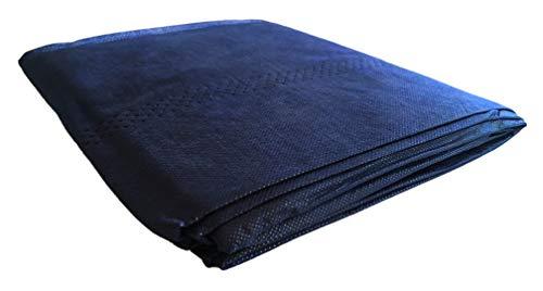 Patientendecke/Einmal-Decke mit Polyester-Baumwollwattefüllung, 200g leicht, 110x190cm, Rettungsdecke Feuerwehr Rettungsdienst
