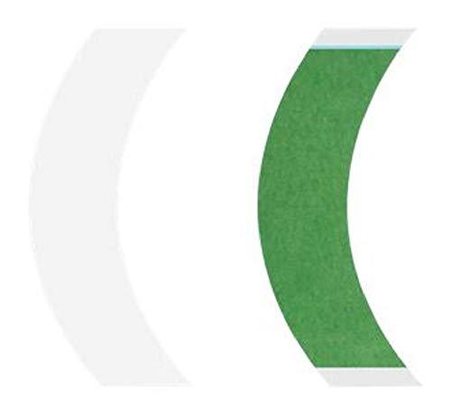 Easy Green Hair System Lot de 36 bandes adhésives pour cheveux