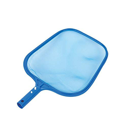 WAVE Professional Spa Skimmer, Heavy Duty Leaf Skimmer- Fine Mesh Net - Sturdy Frame - Suitable for Spas, Swimming Pool, Hot Tubs,Fish Tank - For Cleaning Spa Leaves and Debris (Fine Skimmer)