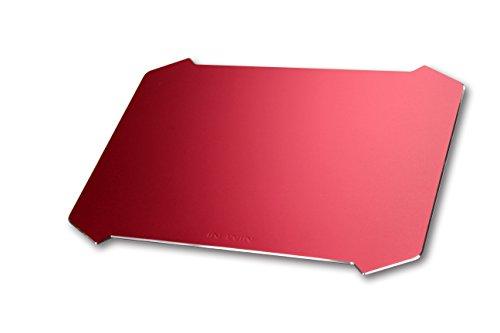 InWin Aluminum Gaming Mouse Pad, Red (BATMAT RED)