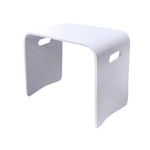 YJchairs stoel stoel stoel kleine vierkante massief hout zwart eenvoudige moderne houten bank volwassen eettafel nachtkastje