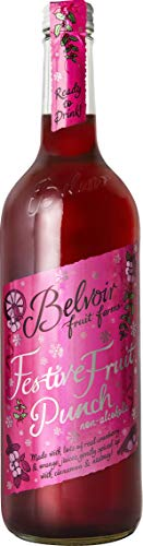 Belvoir Fruit Farms Festive Fruit Punch, 750ml - 6 Count