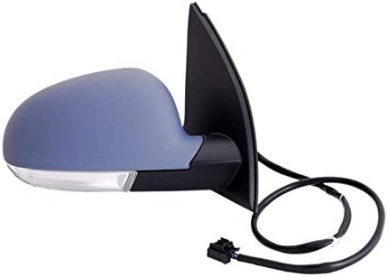 Right Passenger Side Mirror VL1527 Power Sale Primed free shipping Operat Paintable