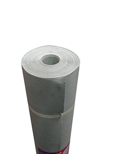 Private Label Mt 1 X 45 (50 Yard) - Cartone copripavimento idrofugo tipo siliconato in superficie, idrorepellente. ideale per la salvaguardia di pavimenti in parquet.