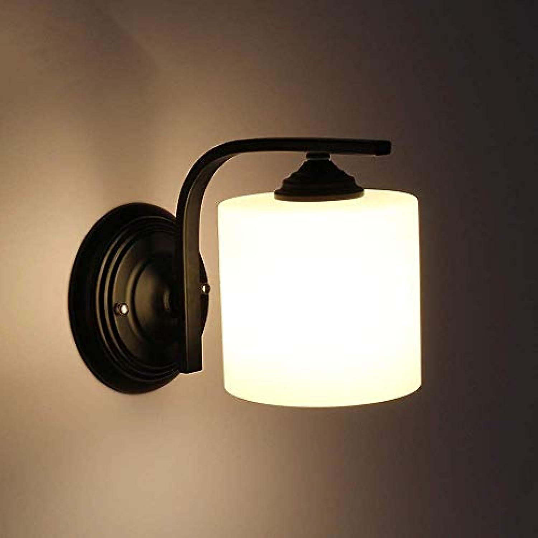 ZHAS Garten-Wandlampe im europischen Stil Nachttischlampe Korridor Flur Schlafzimmer Nachtwandlampe Studie