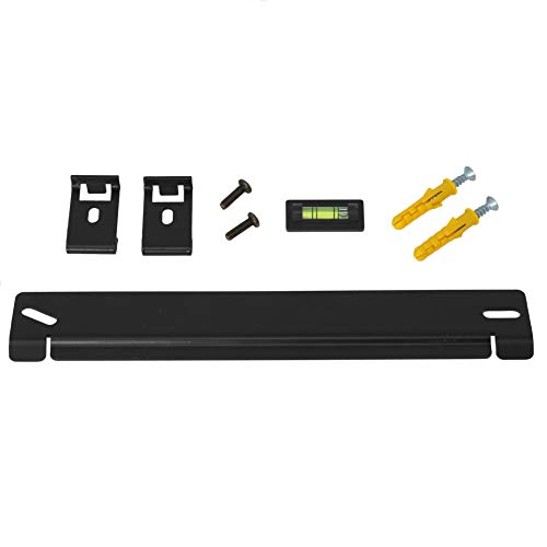 Solo 5 Mounting Kit Compatible with Bose Solo 5 Soundbar, Allows for Post-Mounting Leveling and Centering Adjustments | by HumanCentric