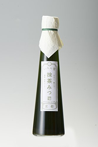 抹茶シロップ200ml京都いえん堂