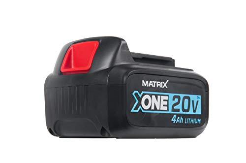 Matrix 511010597-CB Akku Plattform, passend für alle X-ONE Geräte 4 Amperestunden Kapazität