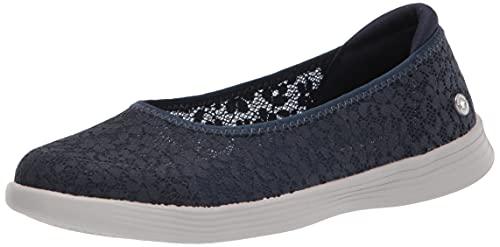 Zapatillas A Crochet Para Mujer  marca Skechers