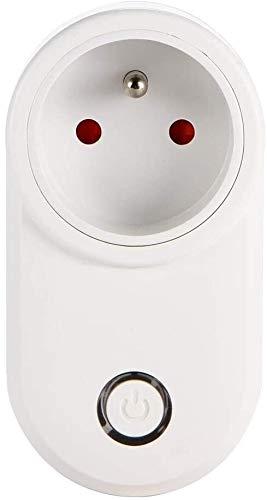 Smart Plug, Smart Socket, Afstandsbediening, Schema en Timer-functie Smart Switch Socket WiFi Timing Creative Smart Home Phone Controle korf pluggen,dsnmm