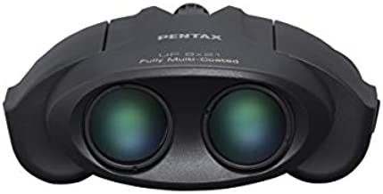Pentax UP 10x21 black Binoculars (Black)