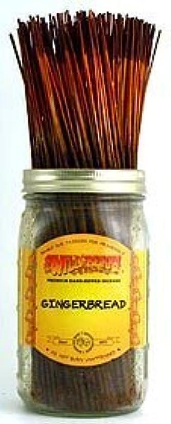 シーケンスロマンスブリリアントGingerbread - 100 Wildberry Incense Sticks [並行輸入品]
