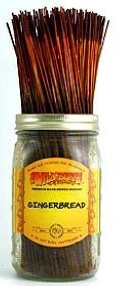 ナンセンスバウンド矛盾Gingerbread - 100 Wildberry Incense Sticks [並行輸入品]