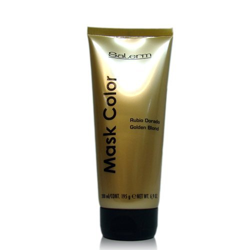Salerm Cosmetics Color Mask Rubio Dorado 200 ml