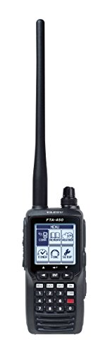 Best Aviation Handheld Radio FTA450L