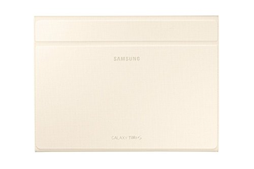 Samsung Tab S - Schutzhülle für Vorder- & Rückseite, Elfenbein - EF-BT800BUEGWW