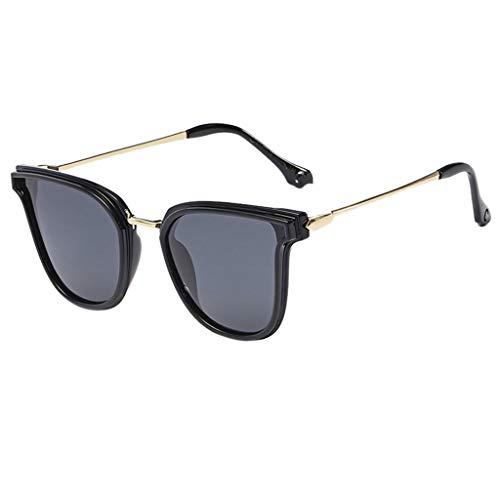 Julhold Gafas de sol ligeras de moda Hot Cool Novedad gafas unisex coloridas polarizadas Gafas de sol gafas de sol protección UV bloqueado lentes adecuadas para deporte y ocio