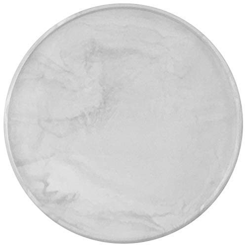 Heat Resistant Silicone Mat Trivets for Hot Pots and Pans - Marble Decor for Kitchen Accessories