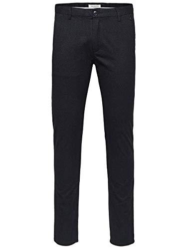 SELECTED HOMME Male Hose Slim fit - 3334Black
