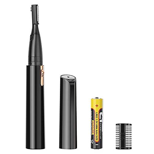 Electric Eyebrow Trimmer Kit for Women Men,Eyebrow Precision...