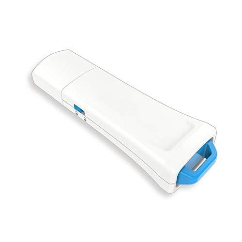 Memorias USB Estabilidad de Alta Velocidad 16/32 / 64/128 GB USB 3.0 Anti-Virus Portátil Plástico ABS Cifrado Privado 72 * 21.9 * 13 mm (32GB)