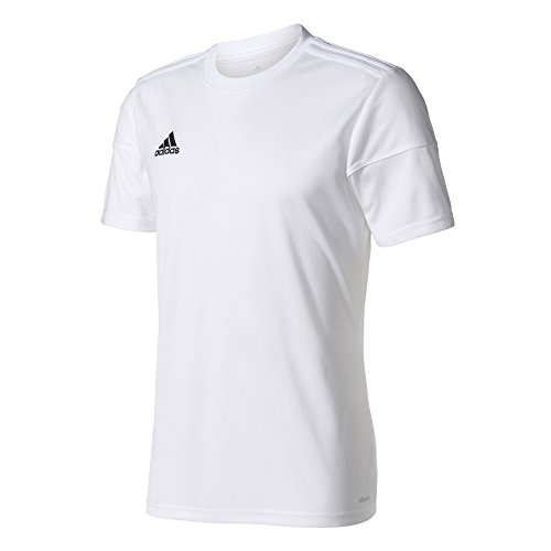 adidas Herren Squad 17 Jsy Ss T-shirt, white, 164