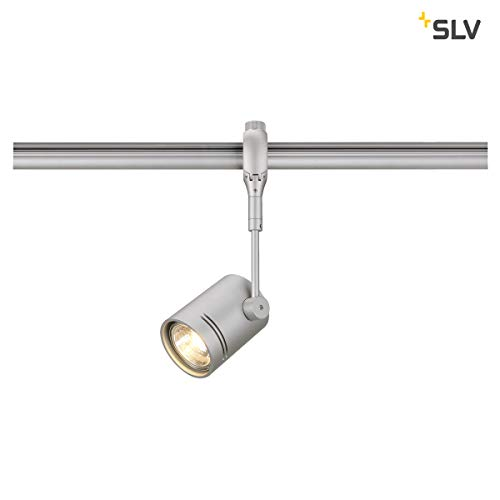 SLV BIMA 1 Indoor-Lampe Aluminium Silber Lampe innen, Innen-Lampe