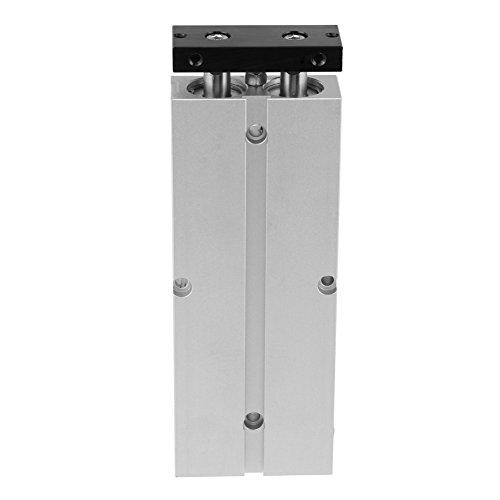 Cilindro pneumatico ad aria compressa in lega di alluminio di alta qualità a doppia azione a doppia azione