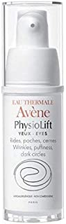 Avène PhysioLift Eyes Cream - Wrinkles, Puffiness, Dark Circles - 15ml