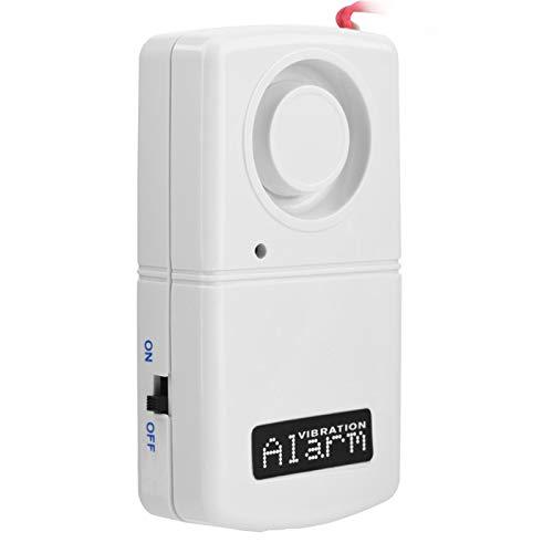 Exliy Türfenster Sensor Einbruchalarm Magnetalarm Automatischer Einbruchalarm